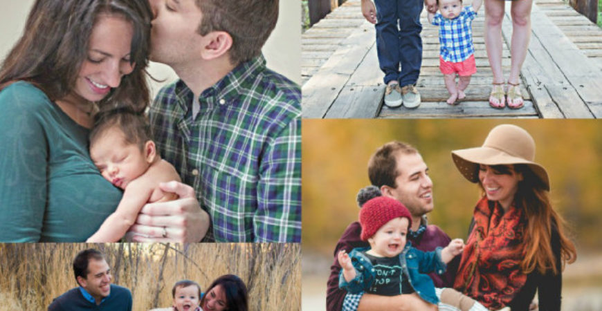 Our Holiday Cards from Minted