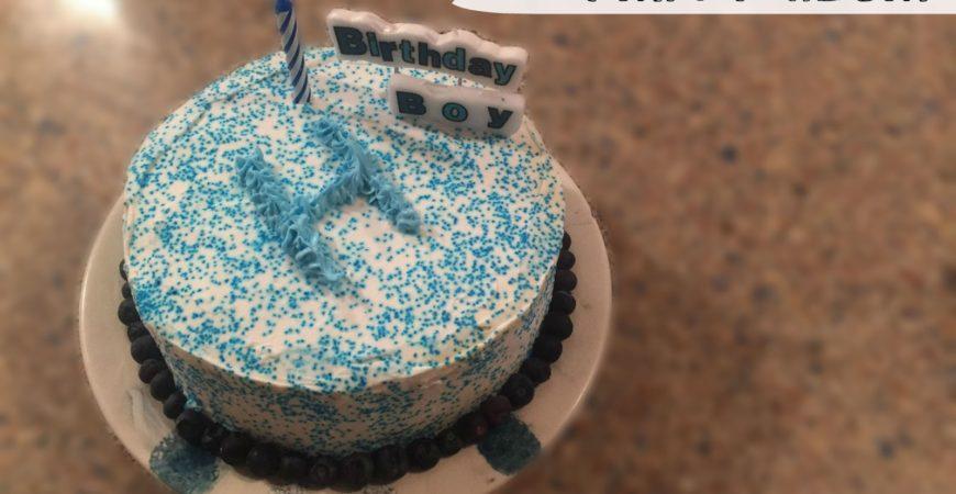 H's 1st Birthday Party Recap