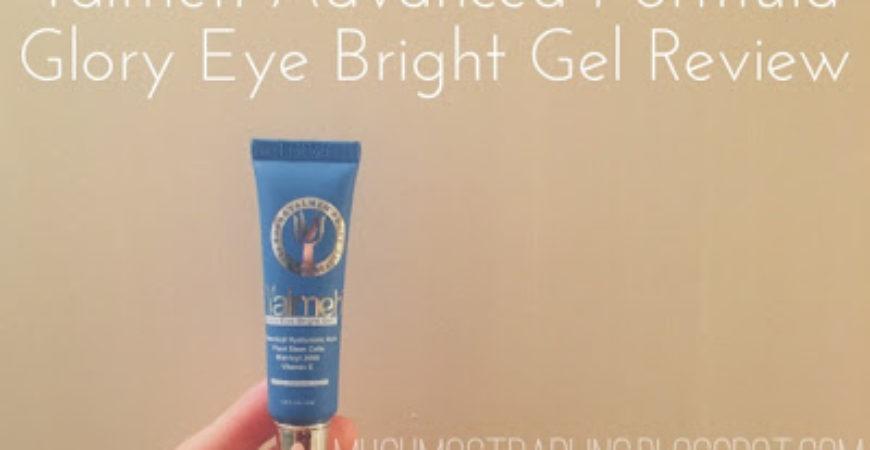 YALMEH Advanced Formula Glory Eye Bright Gel Product Review