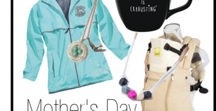 Mother's Day Gift Guide + Charles River Apparel Giveaway!