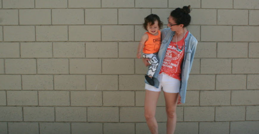 What We Wore: Mama + Mini Style