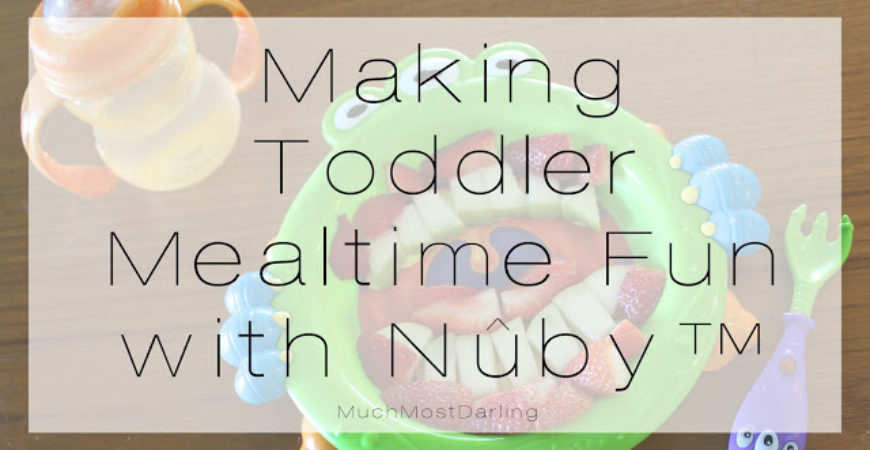 Friday Favorites // Toddler Meal Time