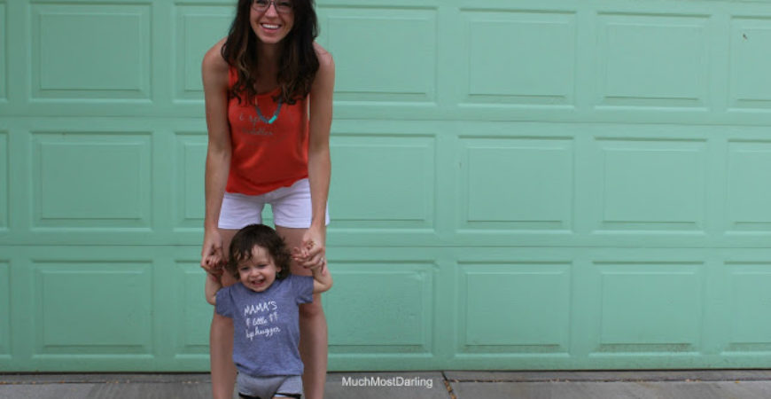 Monday Introductions: Little Loves Tees + A Giveaway!