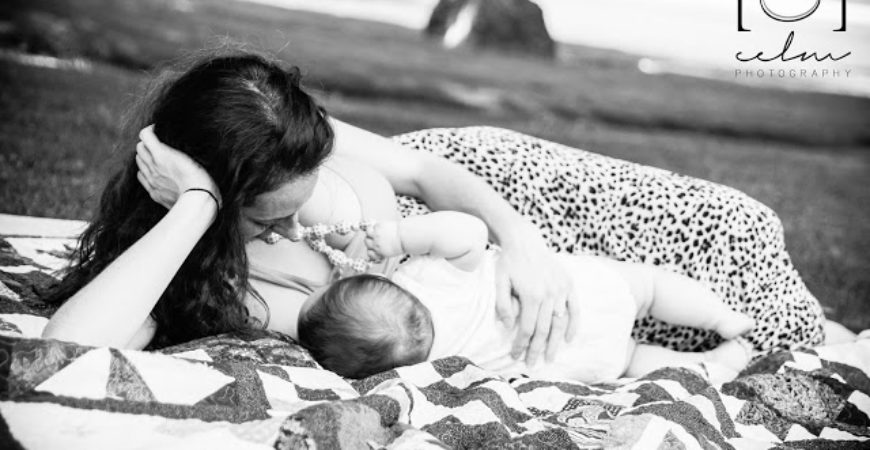 Truthful Tuesday // Breastfeeding