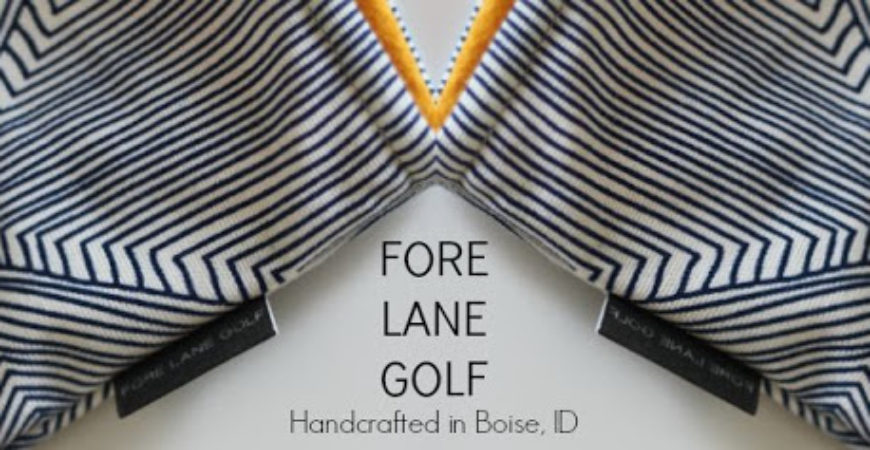 Monday Introductions // Fore Lane Golf custom head covers + A Giveaway!