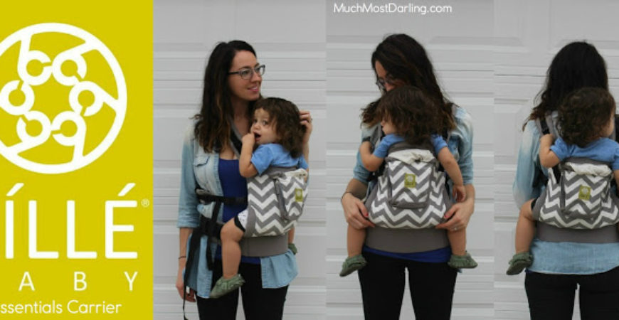 Introducing Lillebaby's new Essentials carrier