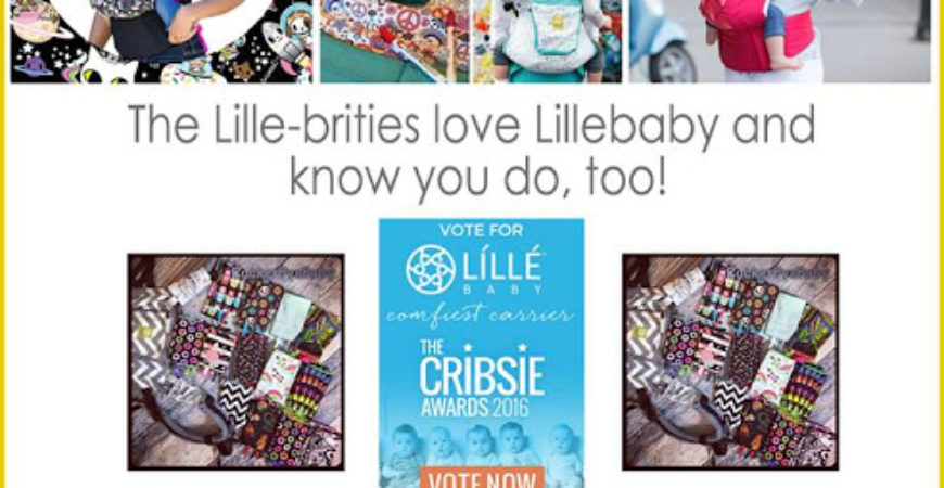 We love LÍLLÉbaby giveaway!
