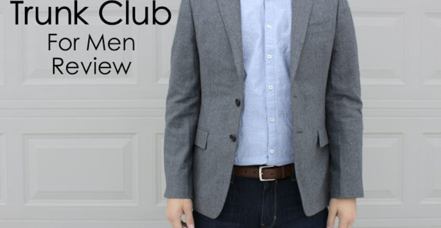 Trunk Club for Men Review