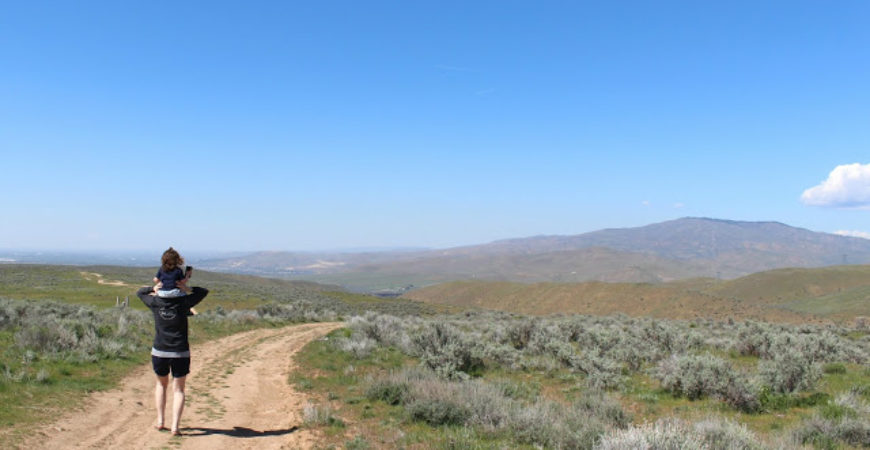 Southern Idaho Waterfall Roadtrip Pt 1: Bonneville, Bruneau Sand Dunes, Malad State Park, and Ritter Island Thousand Springs (and the waterfalls that weren't)