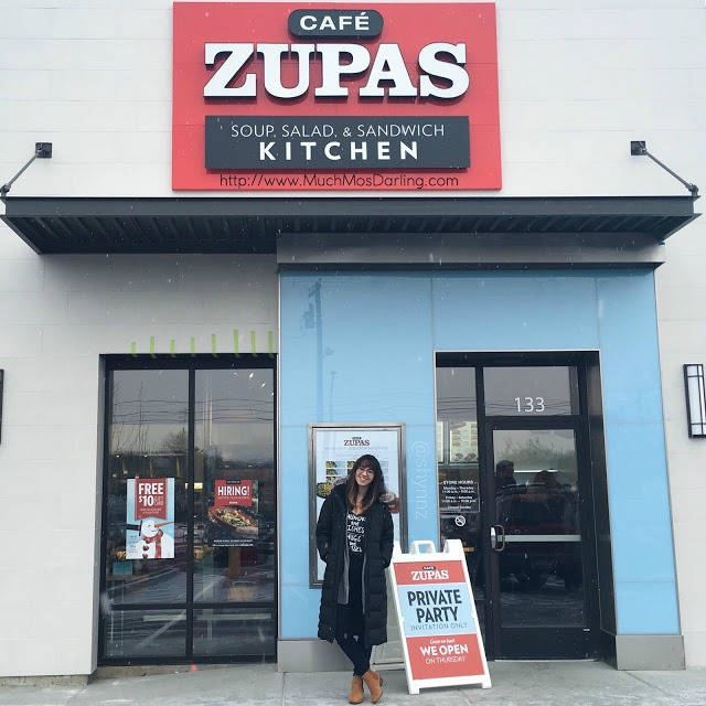 Where To Eat In Boise Cafe Zupas Much Most Darling