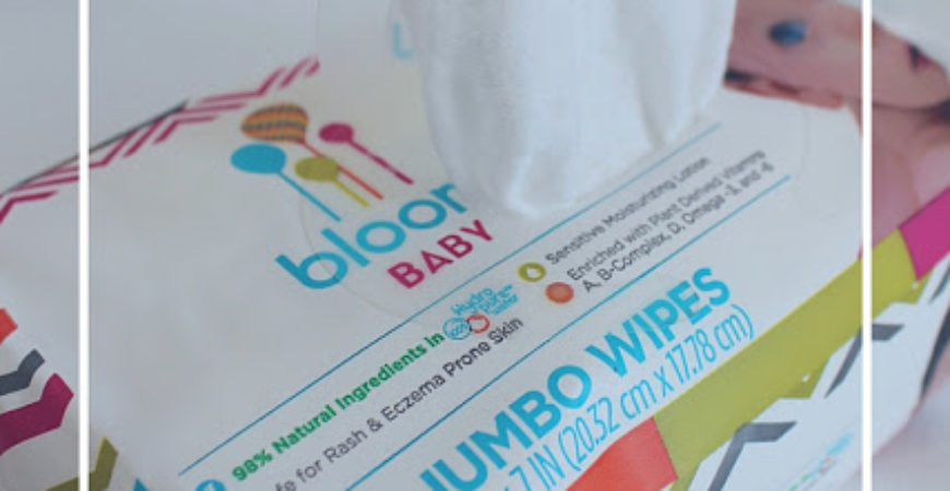 bloom Baby Sensitive Natural Baby Wipes – Now Available at Target!