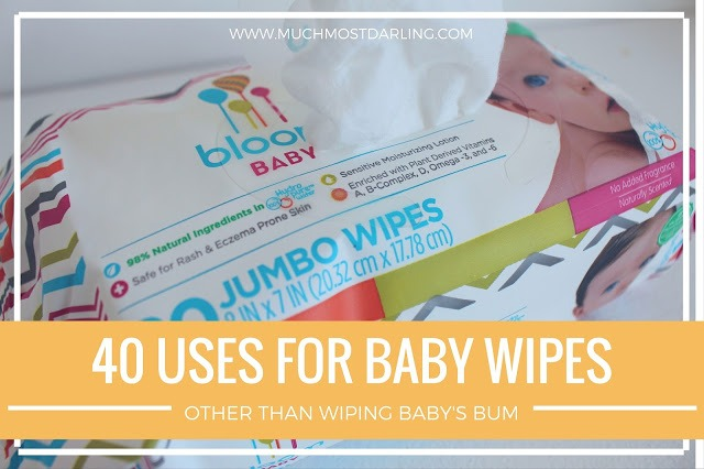 Bloom Baby Sensitive Natural Baby Wipes Now Available At