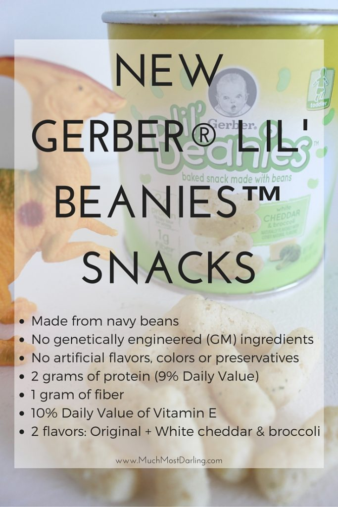 clean snacks for toddlers