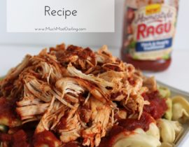 Ragu Homestyle Recipe Made Easy