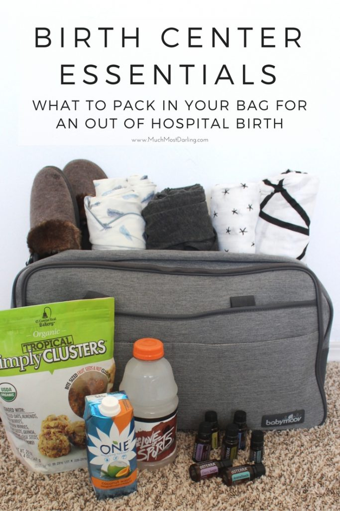 birth center supply checklist what to pack much most darling