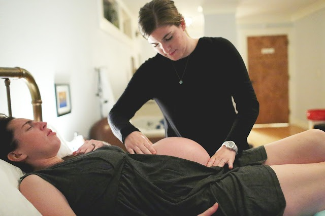Hypnobirth Med-Free Water Birth