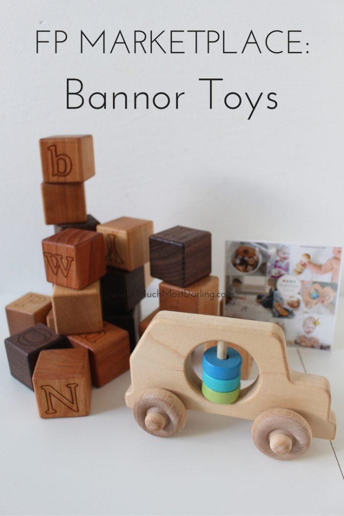 Bannor Toys Freshly Picked Marketplace