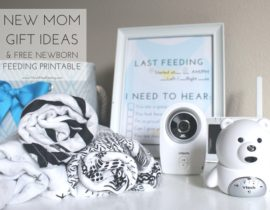 The Best Gift Ideas for a New Mom