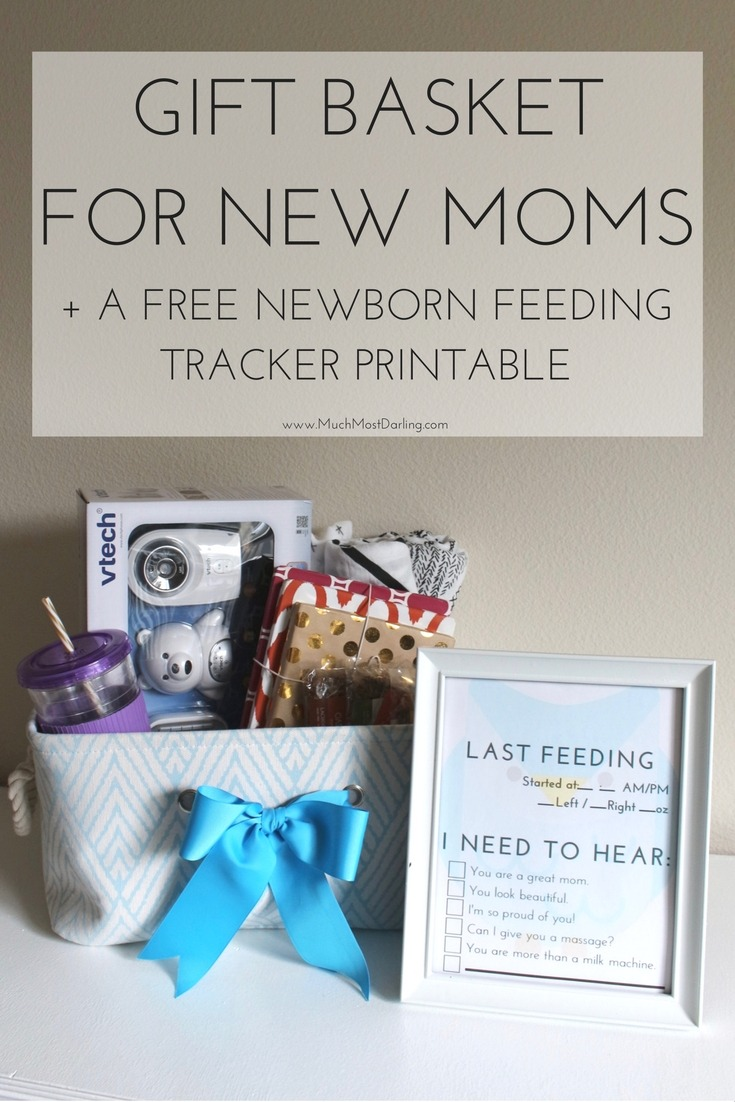 The Best Gift Ideas for a New Mom - Much.Most.Darling
