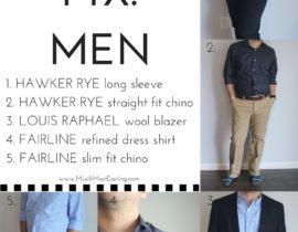 Stitch Fix Men: Unboxing + Review