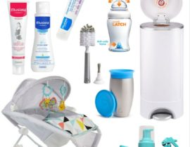 4th Trimester Favorites for Baby, Toddler and Mom