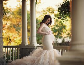 Maternity Photoshoot with ELMPhotography
