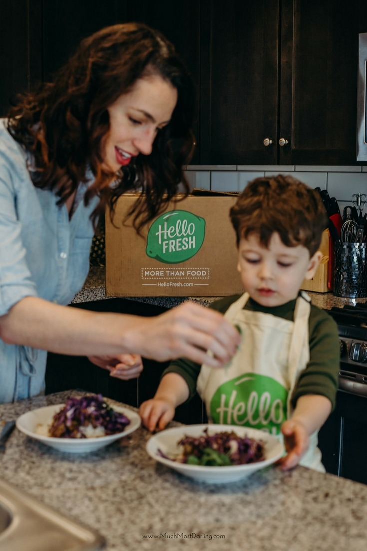 Hellofresh Delicious Dinners Straight To Your Door