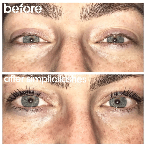 My Yumilashes Experience Best Lash Lift In Portland Oregon