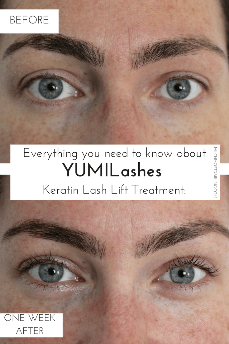 My YUMILashes Experience: Best Lash Lift in Portland, Oregon