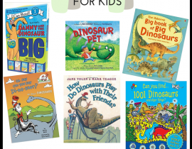 Best Dinosaur Books for Kids