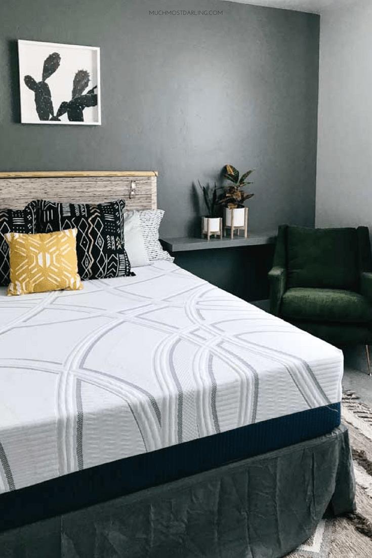glam bedroom furniture