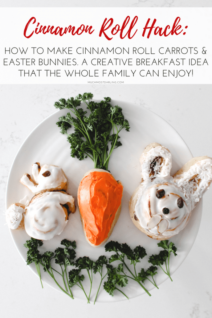 Creative Cinnamon Roll Ideas For Spring Much Most Darling
