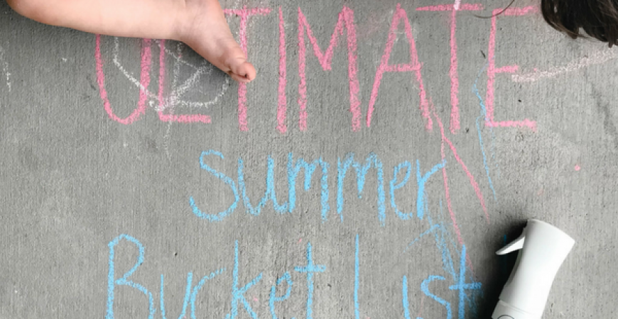 The Ultimate Summer Bucket List for Kids + Families