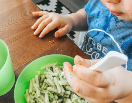Mom Hack: Hulk / Dino Mac + Cheese