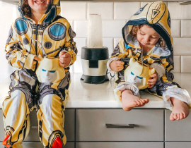 3 Toddler Approved Bumble Bee Superfood Smoothie Recipes