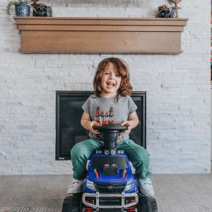best preschooler gifts Huffy RC Monster Truck review | Much