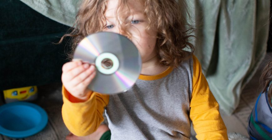 Fostering a love of music with your kids