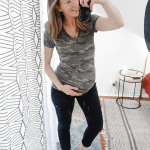 March Stitch Fix Maternity Review