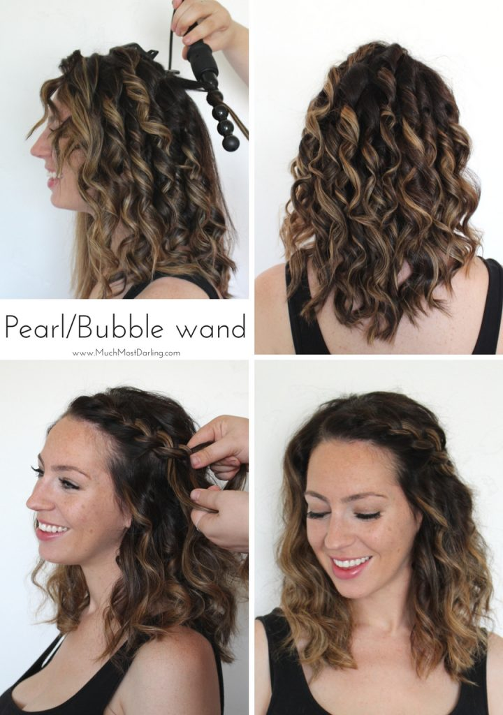 curling wand hair styles bombay hair s 5 in 1 curling wand much most 1344