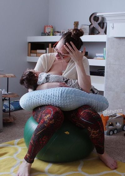 This is my honest account of life with a 4 month old baby