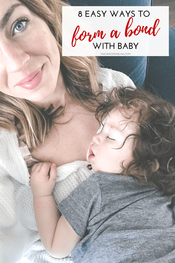 8 easy ways for mom dad parent to form a bond with rainbow baby boy