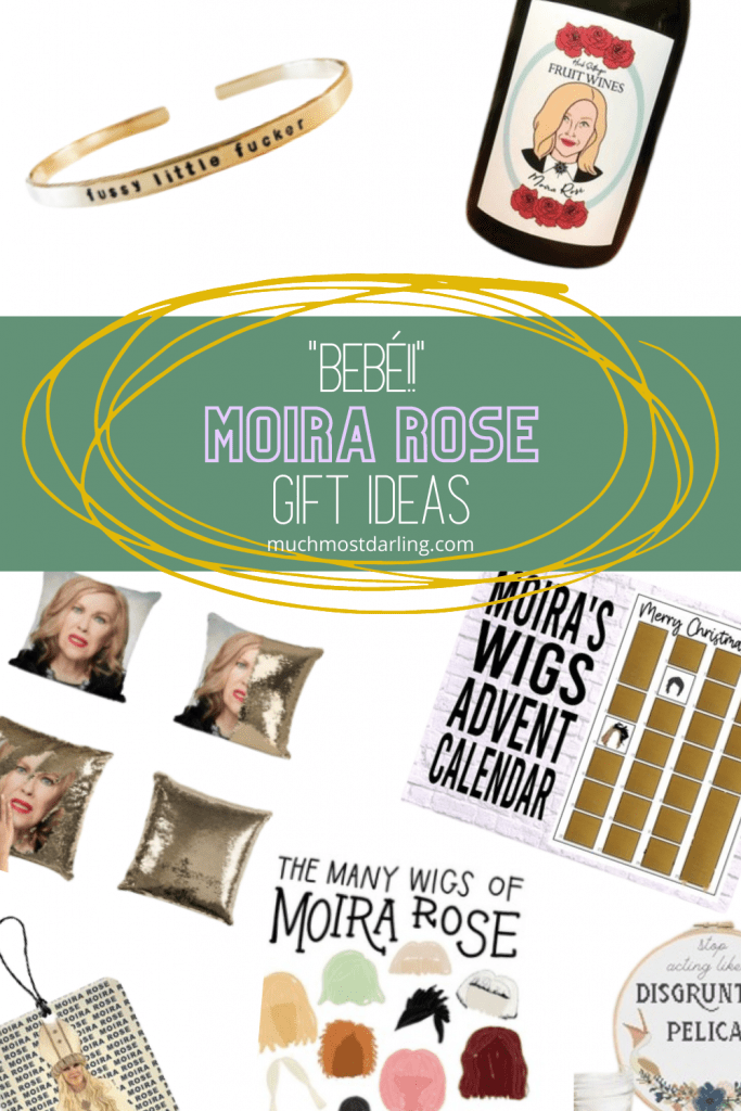 moira rose gift guide