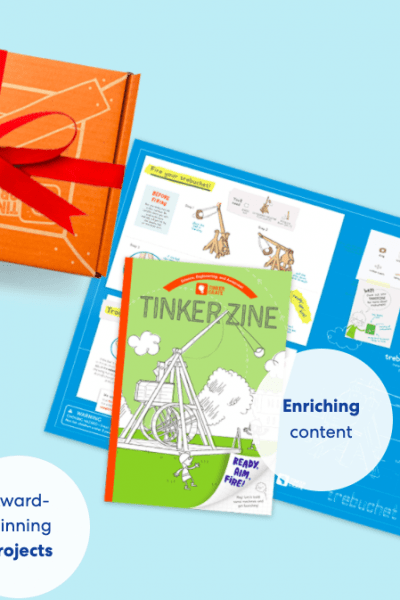 kiwico - minimalistic gift idea for kids