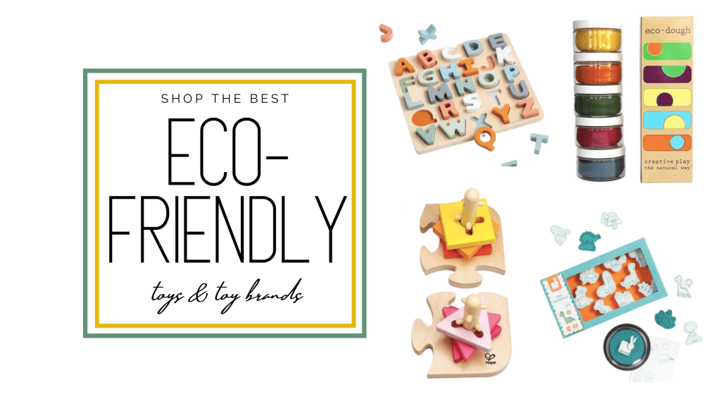 eco-friendly toy brands