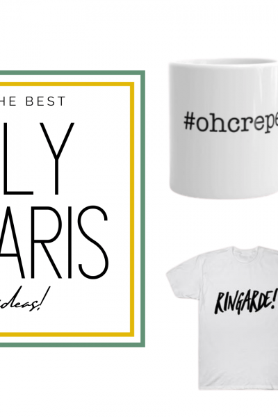 emily in paris gift guide