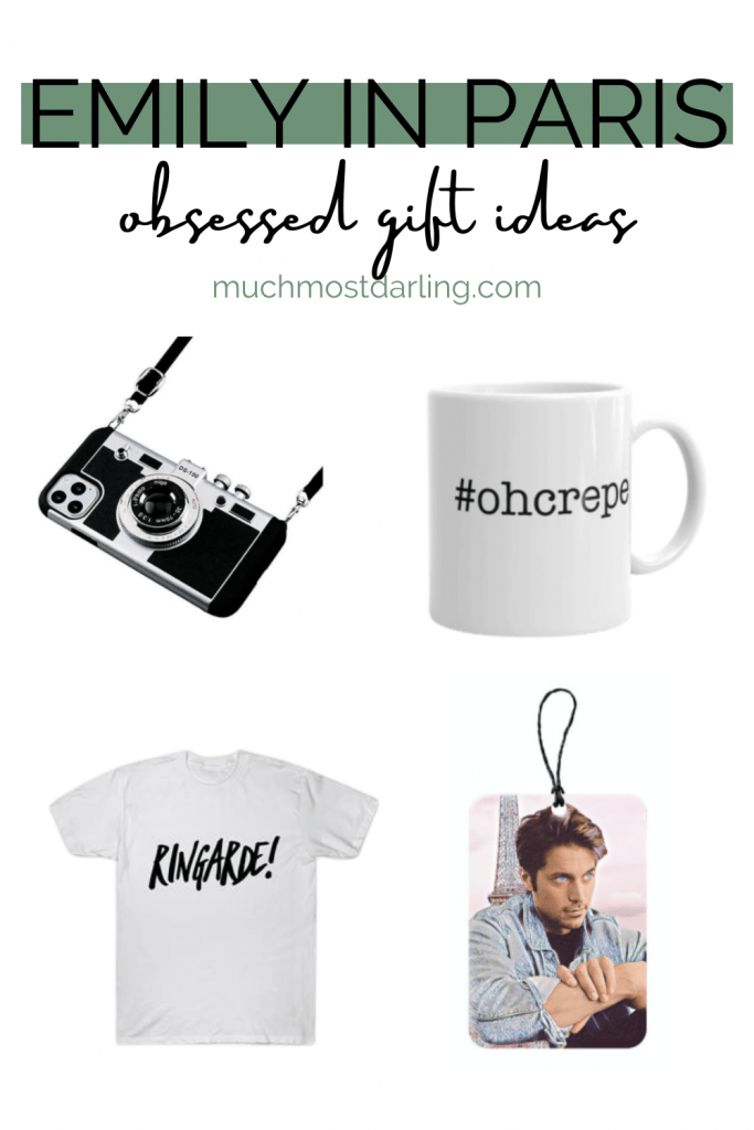 Best Emily In Paris Gift Ideas For Her Biggest Fans